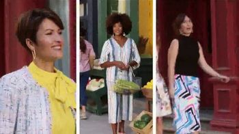 JCPenney Spring Collection TV Spot, 'Look at You Now' Song by Redbone - Thumbnail 7