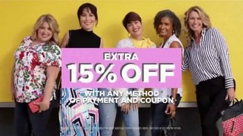 JCPenney Spring Collection TV Spot, 'Look at You Now' Song by Redbone - Thumbnail 6
