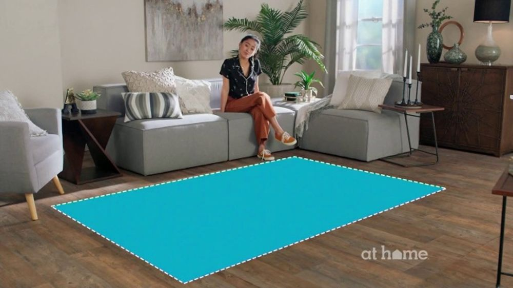 At Home TV Commercial, 'Perfect One Rugs'