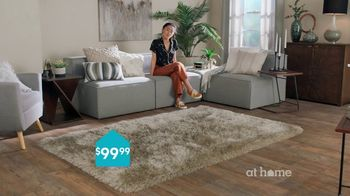 At Home TV Spot, 'Perfect One Rugs'