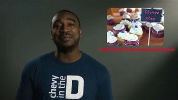 Chevrolet TV Spot, 'In the D: Desserts' [T2] - Thumbnail 6