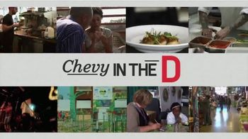 Chevrolet TV Spot, 'In the D: Desserts' [T2] - Thumbnail 1