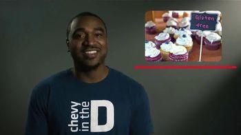 Chevrolet TV Spot, 'In the D: Desserts' [T2] - Thumbnail 4