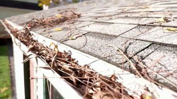 Beldon LeafGuard Home Improvement Days TV Spot, 'Stay Off the Ladder' - Thumbnail 1