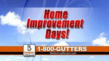Beldon LeafGuard Home Improvement Days TV Spot, 'Stay Off the Ladder' - Thumbnail 5