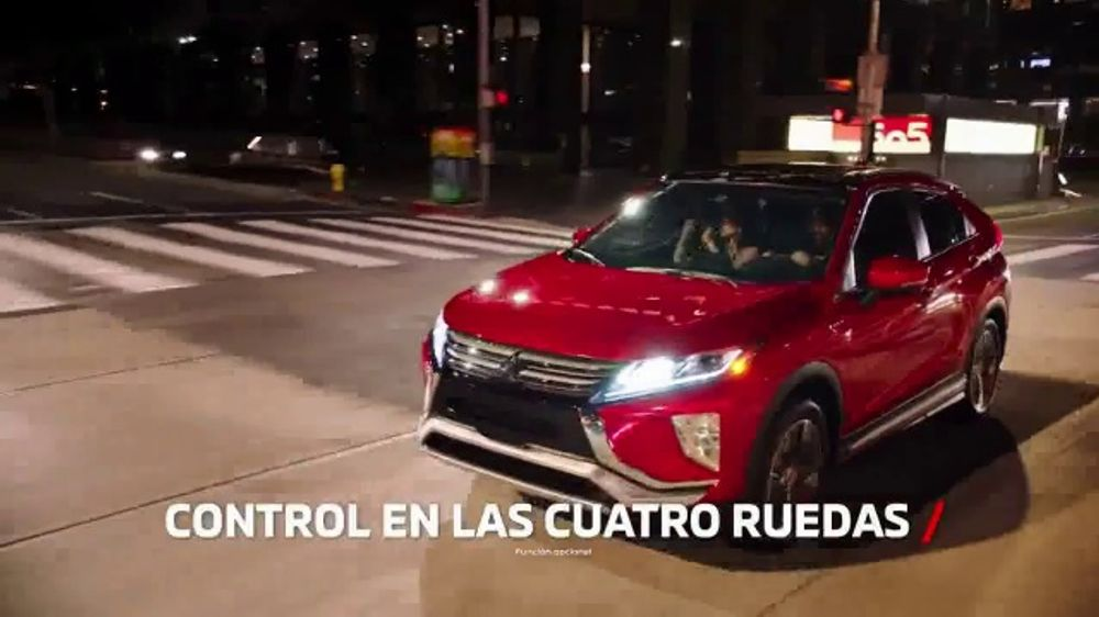 2019 Mitsubishi Crossovers TV Commercial, 'United by Rhythm' [Spanish] [T2