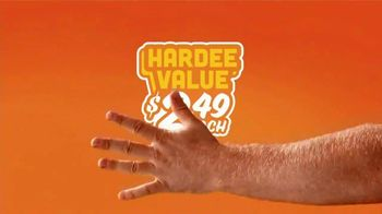 Hardee's Hardee Value TV Spot, 'Drive' - Thumbnail 9