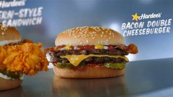 Hardee's Hardee Value TV Spot, 'Drive' - Thumbnail 3