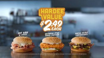 Hardee's Hardee Value TV Spot, 'Drive' - Thumbnail 6