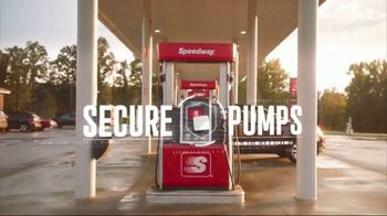 Speedway TV Spot, 'Secure Pumps'