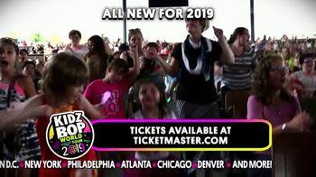 Kidz Bop World Tour 2019 TV Spot, 'The Ultimate Family-Friendly Concert Experience' - Thumbnail 10