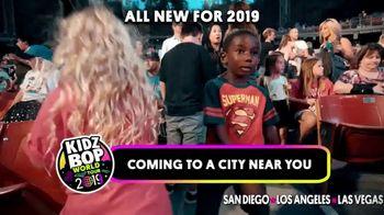Kidz Bop World Tour 2019 TV Spot, 'The Ultimate Family-Friendly Concert Experience' - Thumbnail 5