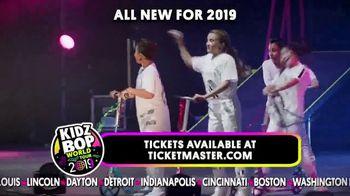 Kidz Bop World Tour 2019 TV Spot, 'The Ultimate Family-Friendly Concert Experience' - Thumbnail 8