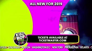 Kidz Bop World Tour 2019 TV Spot, 'The Ultimate Family-Friendly Concert Experience' - Thumbnail 9