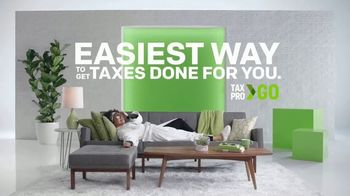 H&R Block Tax Pro Go TV Spot, 'Whatever You Want' - Thumbnail 7