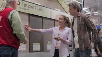 Lowe's TV Spot, 'Do It Right: SMARTCORE Waterproof Vinyl Flooring'
