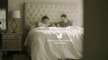 American Signature Furniture Spring Coupon Sale TV Spot, 'Miracle Foam Sets' - Thumbnail 1
