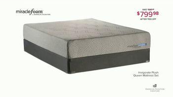 American Signature Furniture Spring Coupon Sale TV Spot, 'Miracle Foam Sets' - Thumbnail 7