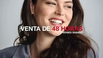 Macy's Venta de 48 Horas TV Spot, 'Joyería, zapatos y equipaje' [Spanish] - Thumbnail 8