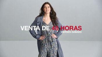 Macy's Venta de 48 Horas TV Spot, 'Joyería, zapatos y equipaje' [Spanish] - Thumbnail 2