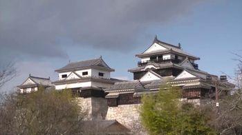 The Government of Japan TV Spot, 'Inspiring Cities of Japan: Matsuyama'