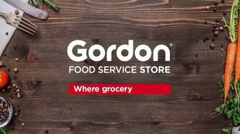 Gordon Food Service Store TV Spot, 'Cooks: Drumsticks, Salmon and Wing Dings' - Thumbnail 10