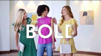 Belk Anniversary Sale TV Spot, 'Share the Bold'