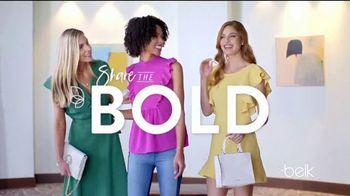 Belk Anniversary Sale TV Spot, 'Share the Bold: Doorbusters'