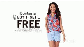 Belk Anniversary Sale TV Spot, \'Share the Bold: Doorbusters\'