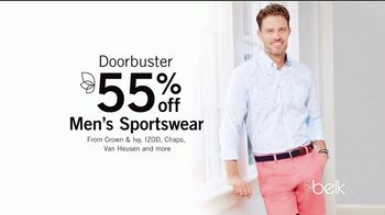 Belk Anniversary Sale TV Spot, 'Share the Bold: Doorbusters' - Thumbnail 5
