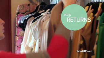 thredUP TV Spot, 'New Looks With Like-New Clothes: 20 Percent Off' Song by Dante Elephante - Thumbnail 8