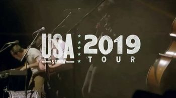 Mumford & Sons Delta Tour TV Spot, '2019 The Gorge'