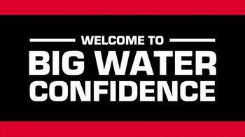 Tracker Deep V Boats TV Spot, 'Big Water Confidence'