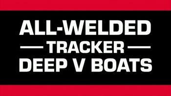 Tracker Deep V Boats TV Spot, 'Big Water Confidence' - Thumbnail 8