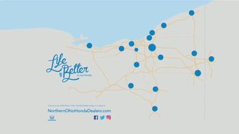 2019 Honda Civic TV Spot, 'Life Is Better: Pour Cleveland' [T2] - Thumbnail 10