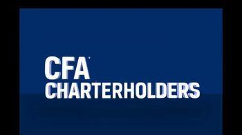 CFA Institute TV Spot, 'Measure Up'