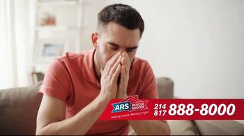 ARS Rescue Rooter TV Spot, 'Allergies' - Thumbnail 2