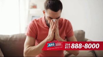 ARS Rescue Rooter TV Spot, 'Allergies' - Thumbnail 4
