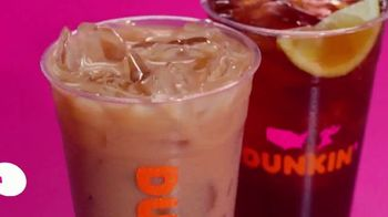 Dunkin' Donuts TV Spot, 'Afternoon Slump: Iced Coffee or Tea' - Thumbnail 6