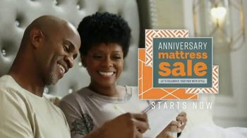 Ashley HomeStore Anniversary Mattress Sale TV Spot, 'Next Day Delivery' Song by Midnight Riot - Thumbnail 2