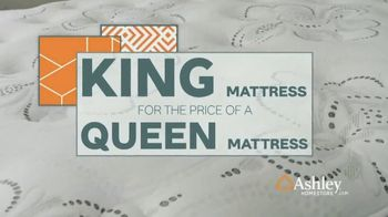 Ashley HomeStore Anniversary Mattress Sale TV Spot, 'Next Day Delivery' Song by Midnight Riot - Thumbnail 3