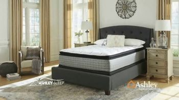 Ashley HomeStore Anniversary Mattress Sale TV Spot, 'Next Day Delivery' Song by Midnight Riot - Thumbnail 4