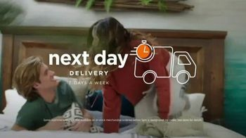 Ashley HomeStore Anniversary Mattress Sale TV Spot, 'Next Day Delivery' Song by Midnight Riot - Thumbnail 7