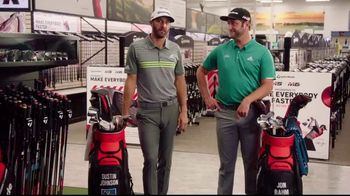 PGA TOUR Superstore TV Spot, 'Two Languages' Featuring Dustin Johnson and Jon Rahm - 76 commercial airings