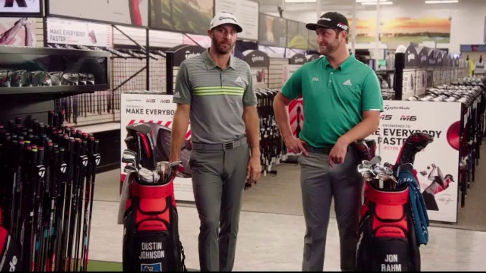 PGA TOUR Superstore TV Commercial, 'Two Languages' Featuring Dustin Johnson and Jon Rahm