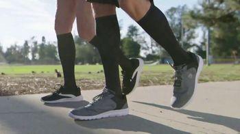 Copper Fit Energy Socks TV Spot, 'Slip Right On' - Thumbnail 1