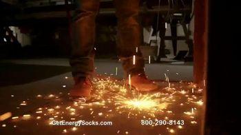 Copper Fit Energy Socks TV Spot, 'Slip Right On' - Thumbnail 7