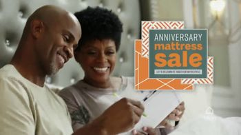 Ashley HomeStore Anniversary Mattress Sale TV Spot, 'Free Adjustable Base' Song by Midnight Riot