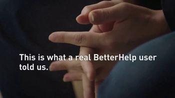 BetterHelp TV Spot, 'Today Was Rough'