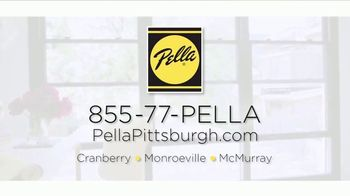 Pella Integrated Rolscreen TV Spot, 'Home and Garden Show Booth' - Thumbnail 9